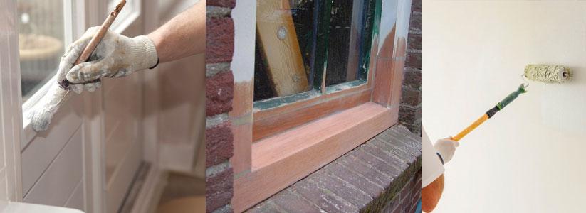 Traditioneel Schilderwerk - Design Renovatie - P-Design NL
